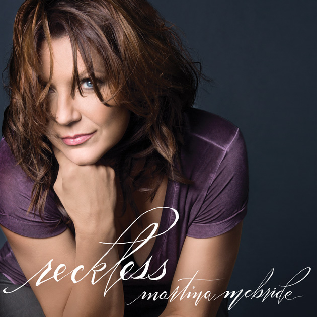 Martina-McBride-Reckless-Cover